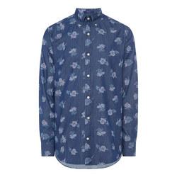 Rose Chambray Shirt