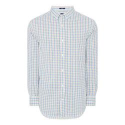 Searsucker Check Shirt