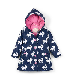 Unicorn Silhouette Raincoat