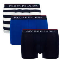 Three-Pack Mix Stripe Boxers