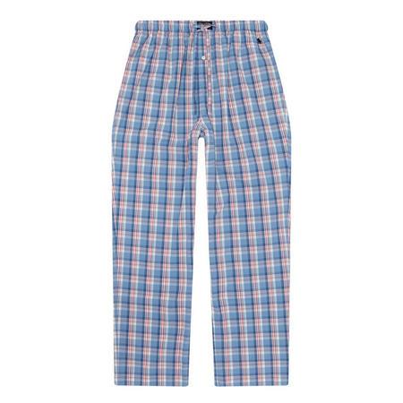 Check Pyjama Bottoms