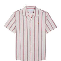 Saunderson Slim Fit Striped Shirt