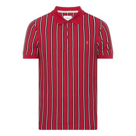 Altham Stripe Polo Shirt