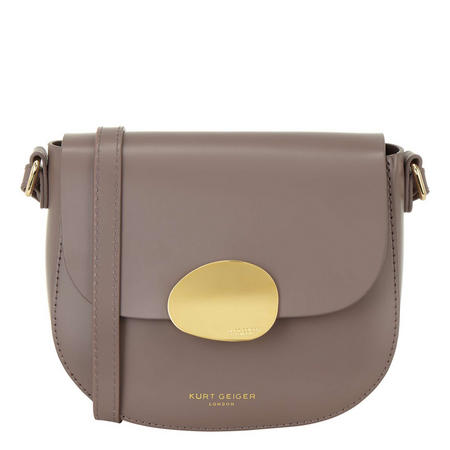 Petal Saddle Crossbody Bag