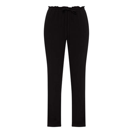 Ruffle Waist Trousers
