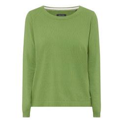 Stripe Contrast Sweater