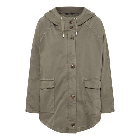 Caped Raincoat