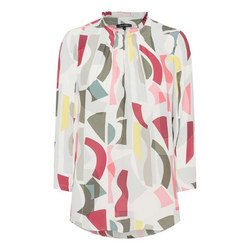 Graphic Blouse
