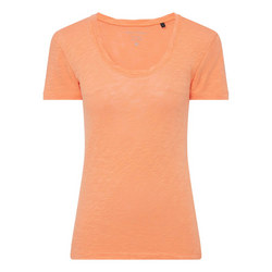 Twist Neck T-Shirt