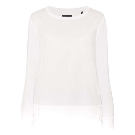 Patch Jersey Top