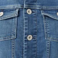 Button Denim Jacket