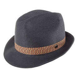 Lemony Trilby Hat