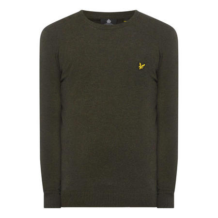 Merino Logo Sweater