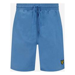 Classic Solid Swim Shorts