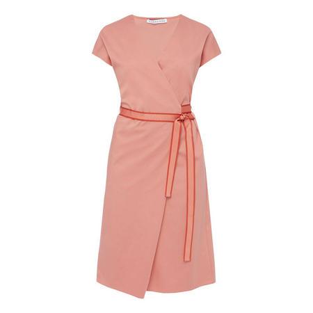 Guggenheim Wrap Dress