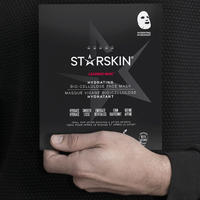 Leading Man™ Coconut Bio-Cellulose Second Skin Hydrating Face Mask