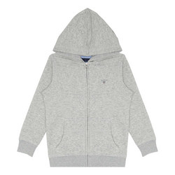 Iconic Full-Zip Hoody