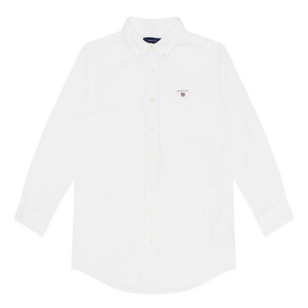 Button-Down Poplin Shirt