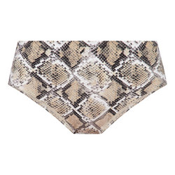 Etincelle Animal Print Bikini Bottoms