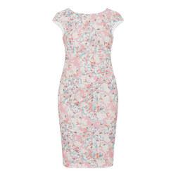 Emin Botanical Print Dress