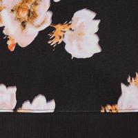 Madura Floral Print Sweat Top