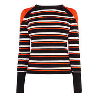 Striped Fitted Jumper