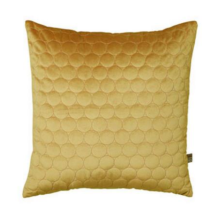 Halo Cushion Antique Gold