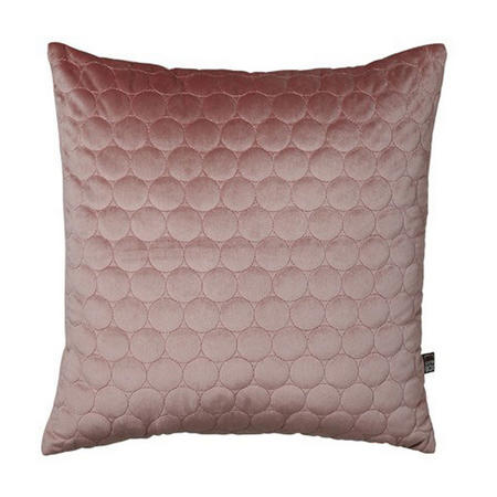 Halo Cushion Antique Rose  45 x 45cm
