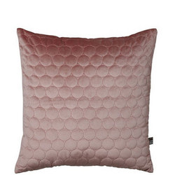 Halo Cushion Antique Rose  45 x 45cm