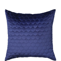 Halo Cushion Navy 45 x 45cm