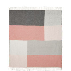 Riley Bedspread Blush