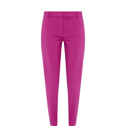 Amila Straight Fit Trousers