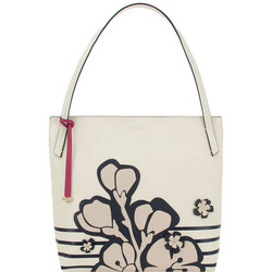 New In Willow - Cherry Blossom Large Zip-Top Hobo Bag 4a92629066c4b