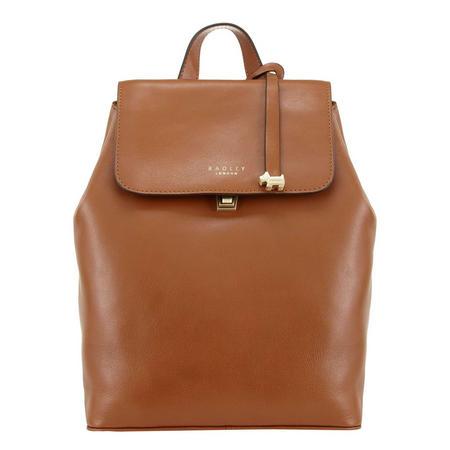 Sandler Street Medium Flapover Backpack