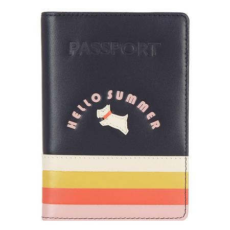 Hello Summer Passport Cover