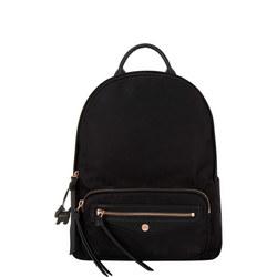 Radley Jacquard Medium Zip Around Backpack