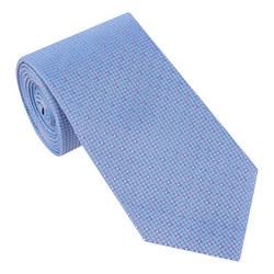 Square Dot Silk Tie