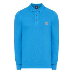 Long Sleeve Passenger Polo Shirt