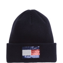Swap Your Patch Beanie Hat