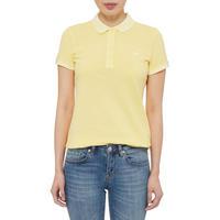 Sunbleach Piqué Polo Shirt