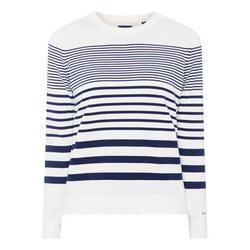 Tonal Stripe Sweater