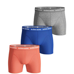 Three-Pack Performance Boxers
