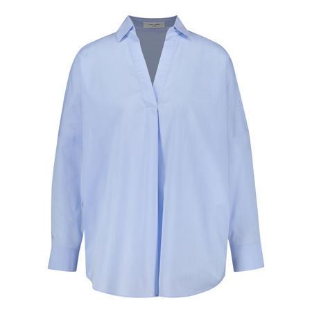 Oversize V-Neck Shirt