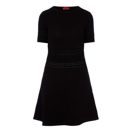 Sawary Knit Dress