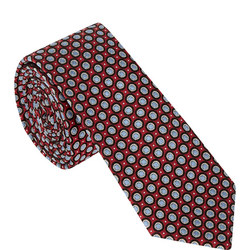 Spotted Textured Tie
