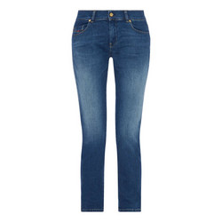 Sandy Slim-Straight Fit Jeans