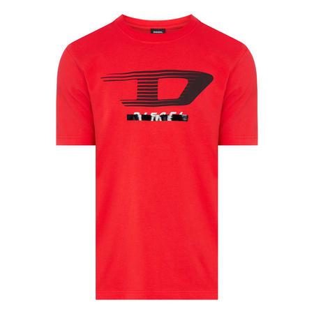 Rubber Logo T-Shirt