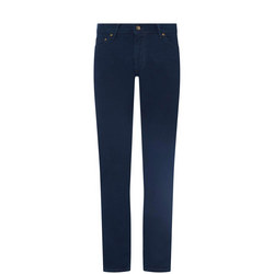 Regular Structure Trousers