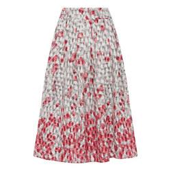 Spot Dash Midi Skirt