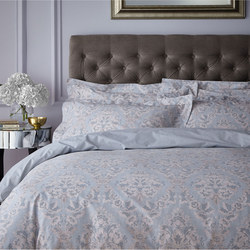 Hampshire Duvet Set Duck Egg